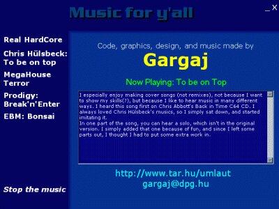 screenshot added by Gargaj on 2002-01-10 02:55:08