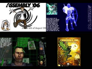 Screenshot for Assembly 2006 Invitation