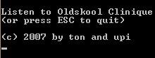 screenshot added by aGGreSSor^tPA on 2007-08-30 17:50:39