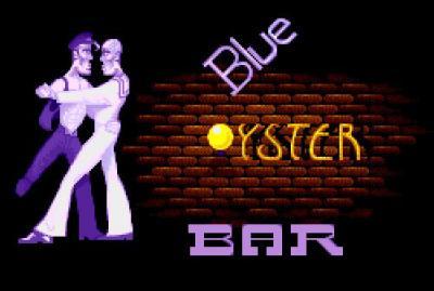 Blue Oyster Bar By Talent Pouëtnet