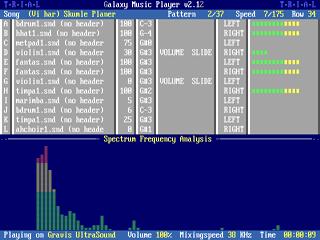 Galaxy Music Player (GLX) v2 12 by Trial :: pouët net
