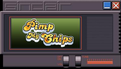 [Screenshot: Pimp My Chips]