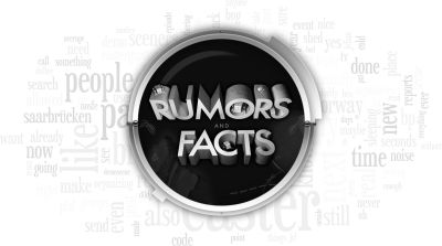Rumors and Facts, by Rebels